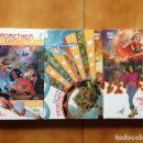 Cómics: PROMETHEA LIBRO 1 2 Y 3 ¡ COMPLETA ! - ALAN MOORE - J.H. WILLIAMS III - ECC. Lote 160580230