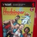 Cómics: HARBINGER RENEGADE 1 # O. Lote 160580782