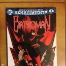 Cómics: BATWOMAN TOMO 1 : RENACIMIENTO ¡ TOMO 168 PAGINAS ! DC - ECC. Lote 160581186