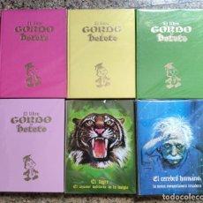 Cómics: EL LIBRO GORDO DE PETETE (COLECCION COMPLETA) - MANUEL GARCIA FERRE (PTT 1982). Lote 160581590