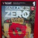 Cómics: GENERATION ZERO 1 # O. Lote 160583478