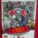 Cómics: DIA LIBRE IBEROES # O. Lote 160583658
