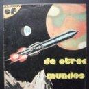 Cómics: DE OTROS MUNDOS. Lote 160663330