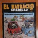 Cómics: EL BATRACIO AMARILLO NUMERO 148 DE 9 DE AGOSTO 2007. Lote 160666366