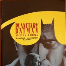 Cómics: COMIC PLANETA BATMAN 2004. Lote 160776762