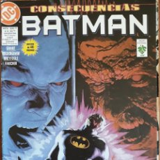 Cómics: COMIC N°291 BATMAN CONSECUENCIAS 1991. Lote 160776946