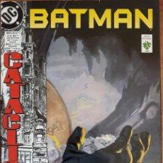 Cómics: COMIC N°274 BATMAN CATACLISMO 1998. Lote 160777676