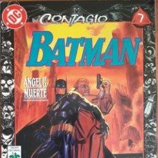 Cómics: COMIC N°248 BATMAN CONTAGIO 1996. Lote 160778410