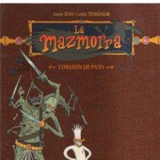 Cómics: LA MAZMORRA CORAZON DE PATO. Lote 160881738