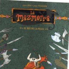 Cómics: LA MAZMORRA EL REY DE LA PELEA. Lote 160881882