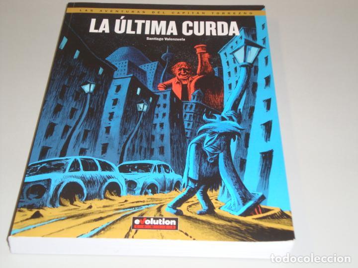 LA ULTIMA CURDA (Tebeos y Comics - Comics otras Editoriales Actuales)