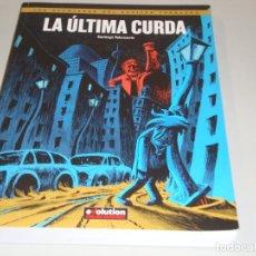 Cómics: LA ULTIMA CURDA. Lote 160926442