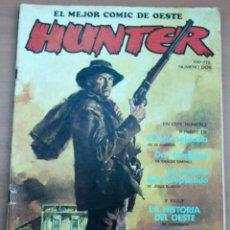 Cómics: CÓMIC HUNTER. EL MEJOR CÓMIC DEL OESTE. Lote 160953258