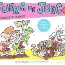 Cómics: FUERA DE JUEGO , ROBERTO GONZÁLEZ. Lote 160999786