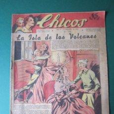 Cómics: CHICOS (1938, BAYGUAL / FET Y DE LAS JONS / CHICOS) 192 · 5-XI-1941 · CHICOS. Lote 161085782