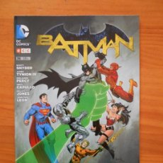 Cómics: BATMAN Nº 36 - DC - ECC (GG). Lote 161127494