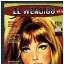 Cómics: EL WENDIGO Nº 97 - 98. CON SUPLEMENTOS. 2003. NUEVO.. Lote 161180558