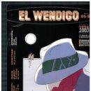Cómics: EL WENDIGO Nº 95 - 96. CON SUPLEMENTOS. 2003. NUEVO.. Lote 161180630