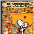 Cómics: EL WENDIGO Nº 93 - 94. CON SUPLEMENTOS. 2003. NUEVO.. Lote 161180710