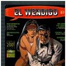 Cómics: EL WENDIGO Nº 87. CON SUPLEMENTO. 2001. NUEVO.. Lote 161181030