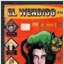 Cómics: EL WENDIGO Nº 80. CON SUPLEMENTO.1999. NUEVO.. Lote 161181290