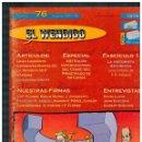 Cómics: EL WENDIGO Nº 76. CON SUPLEMENTO.1997. NUEVO,DE ALMACÉN.. Lote 161181474