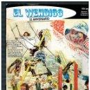 Cómics: EL WENDIGO Nº 72. PRIMAVERA 1997.. Lote 161181606