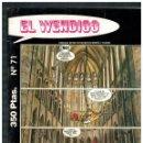 Cómics: EL WENDIGO Nº 71. 1996.. Lote 161181738