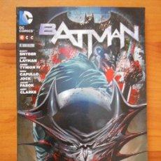 Cómics: BATMAN - Nº 8 - REEDICION TRIMESTRAL - EL REGRESO DEL JOKER PARTE FINAL - DC - ECC (BH). Lote 161459086