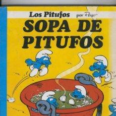 Cómics: GRIJALBO: LOS PITUFOS NUMERO 08: SOPA DE PITUFOS. Lote 161480998