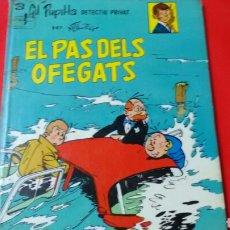 Cómics: EL PAS DELS OFEGATS .GIL PUPIL.LA ED.CASALS 1• EDICIÓN 1987. Lote 161541448
