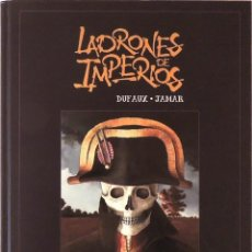 Cómics: LADRONES DE IMPERIOS - INTEGRAL - EDITORIAL GLÉNAT. Lote 161926266
