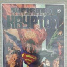Cómics: SUPERMAN LA ÚLTIMA FAMILIA DE KRYPTON OTROS MUNDOS TOMO ÚNICO RÚSTICA 160 PÁGINAS (ECC). Lote 162002694