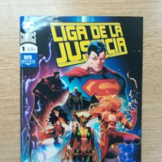 Cómics: LIGA DE LA JUSTICIA #79 - LIGA DE LA JUSTICIA #1 (ECC EDICIONES). Lote 162023090