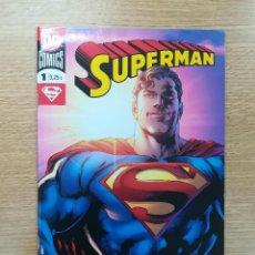Cómics: SUPERMAN #80 - SUPERMAN #1 (ECC EDICIONES). Lote 162023178