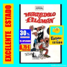 Cómics: MORTADELO Y FILEMÓN - EDICIÓN ESPECIAL COLECCIONISTA - RBA - EXCELENTE ESTADO. Lote 162104858