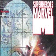 Cómics: SUPERHÉROES MARVEL. FORUM 1994. Nº 7. Lote 162182098