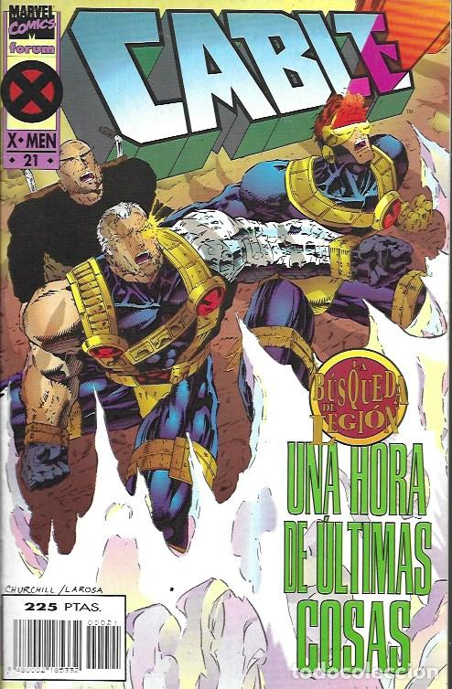 Cómics: Cable. Forum 1994. Nº 21 - Foto 1 - 162184877