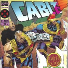 Cómics: CABLE. FORUM 1994. Nº 21. Lote 162184877