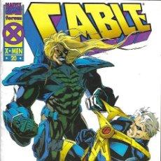 Cómics: CABLE. FORUM 1994. Nº 20. Lote 162184881