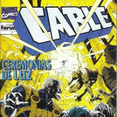 Cómics: CABLE. FORUM 1994. Nº 16. Lote 162184889