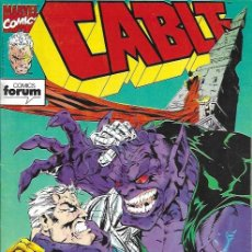 Cómics: CABLE. FORUM 1994. Nº 15. Lote 162184893