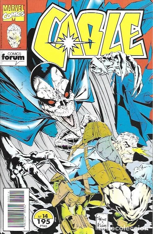Cómics: Cable. Forum 1994. Nº 14 - Foto 1 - 162184897