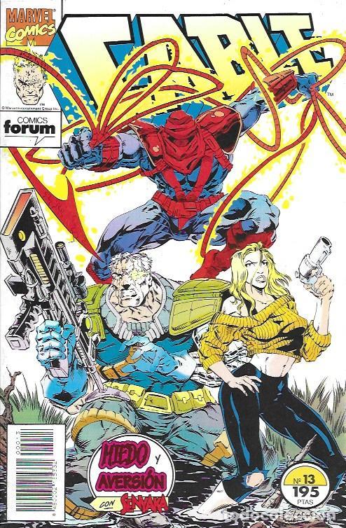 CABLE. FORUM 1994. Nº 13 (Tebeos y Comics - Comics otras Editoriales Actuales)