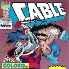 Cómics: CABLE. FORUM 1994. Nº 11. Lote 162184905