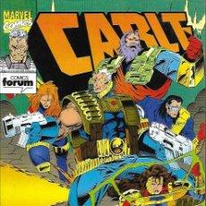Cómics: CABLE. FORUM 1994. Nº 10. Lote 162184909