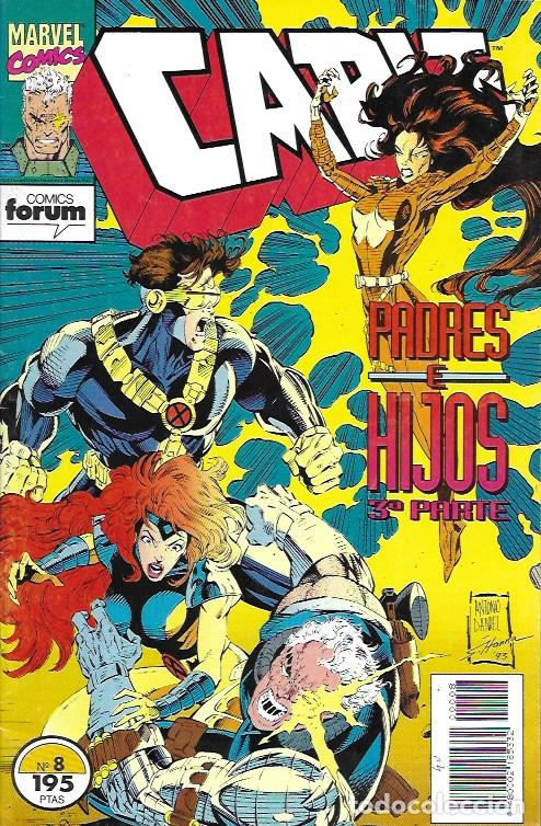 Cómics: Cable. Forum 1994. Nº 8 - Foto 1 - 162184933