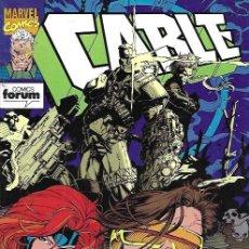 Cómics: CABLE. FORUM 1994. Nº 7. Lote 162184937