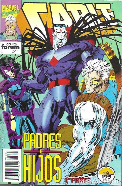 CABLE. FORUM 1994. Nº 6 (Tebeos y Comics - Comics otras Editoriales Actuales)