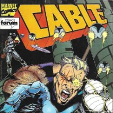 Cómics: CABLE. FORUM 1994. Nº 5. Lote 162184945